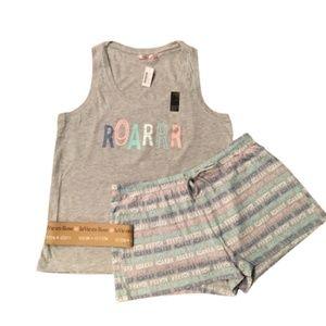 La Vie en Rose Pyjama Set